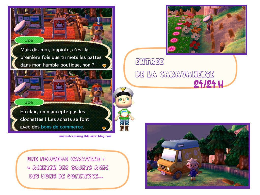 ACNL + Amiibo  (premier article) :