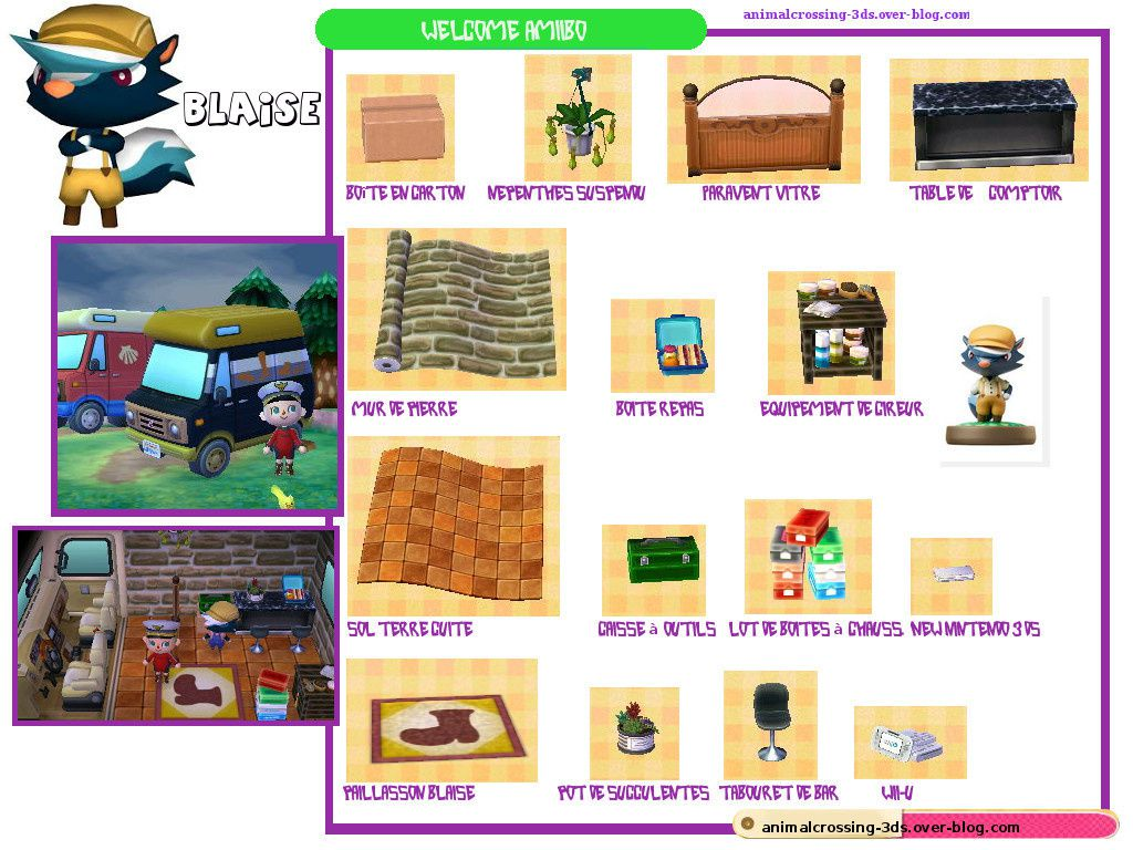 animalcrossing-3ds.over-blog.com : Blaise à la caravanerie.