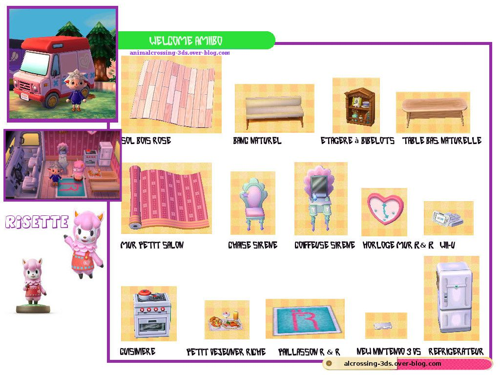 animalcrossing-3ds.over-blog.com  amiibo Risette