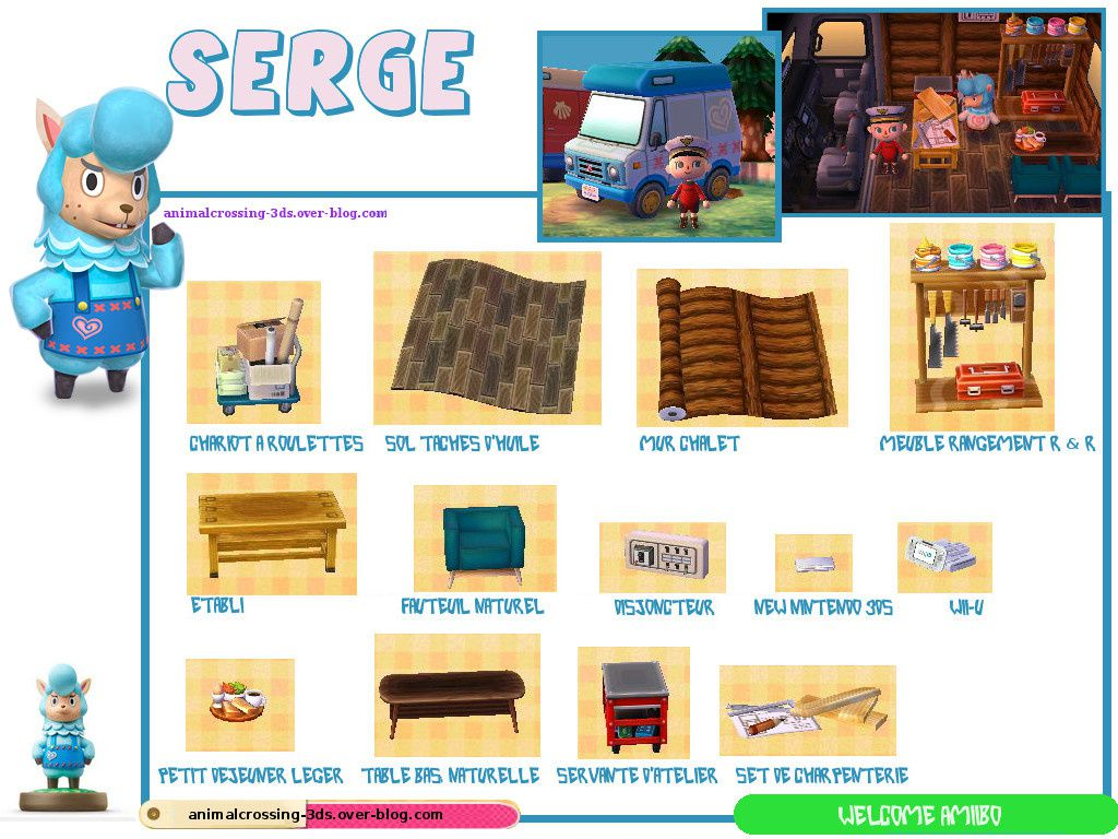 animalcrossing-3ds.over-blog.com Amiibo Serge