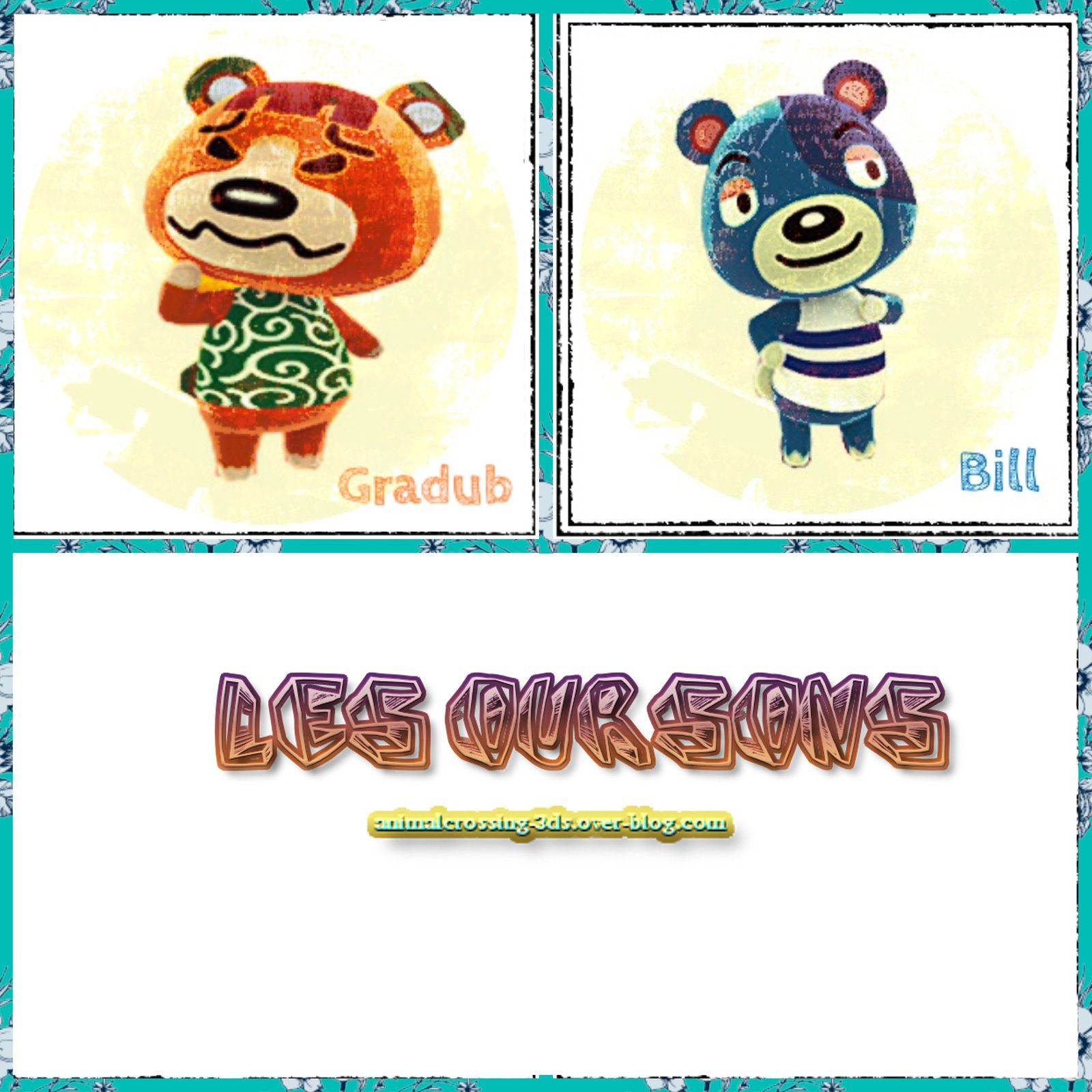 newsletter 186 animal crossing new leaf. Black Bedroom Furniture Sets. Home Design Ideas