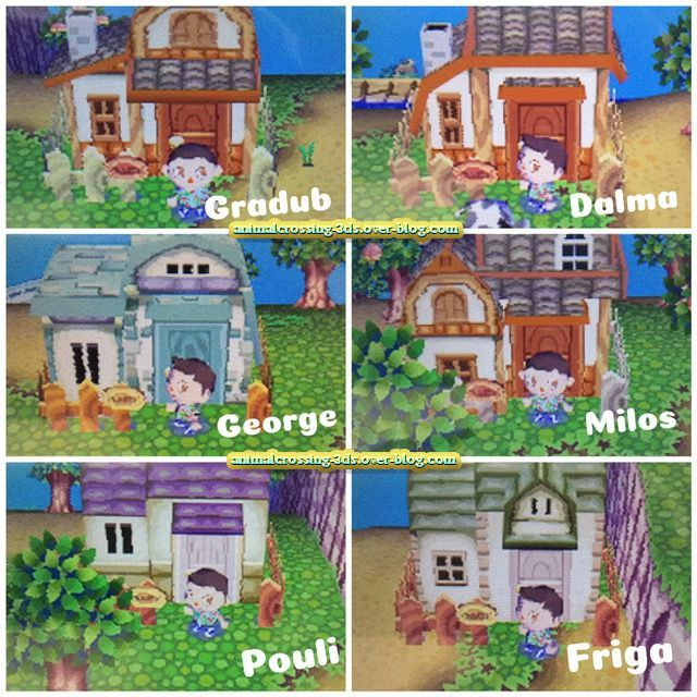 Newsletter 201 animal crossing new leaf for Extension maison animal crossing wild world