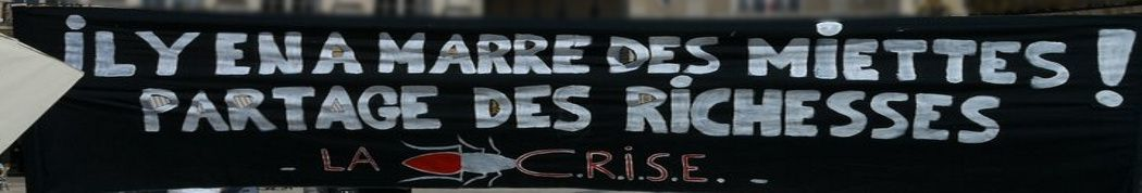 La CRISE à Nancy : Nouvelle action collective réussie !