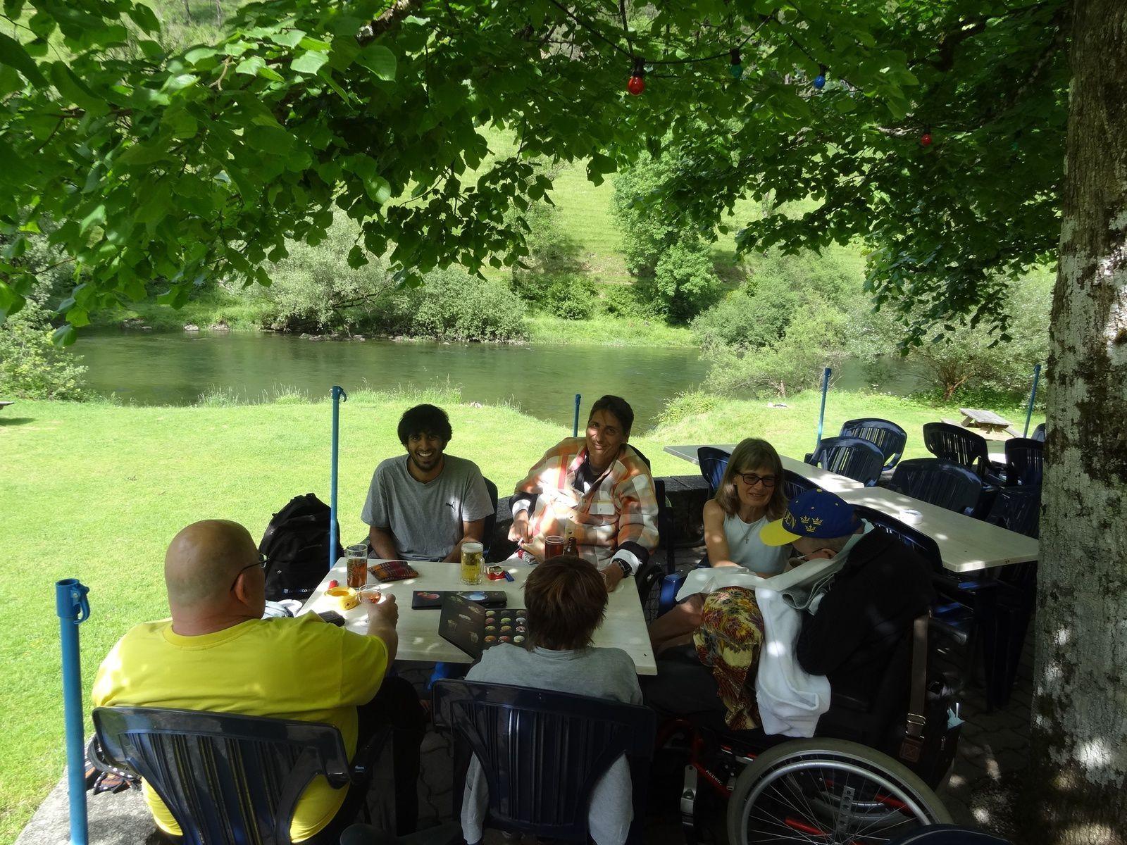 FAP: Camp à St-Ursanne de 2 au 7 juin 2014