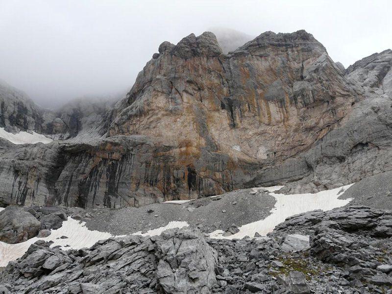 Vers le mont Perdu : 4 et 5 juillet.