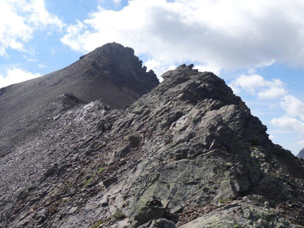 Pic d'Ourdissetou  2597m