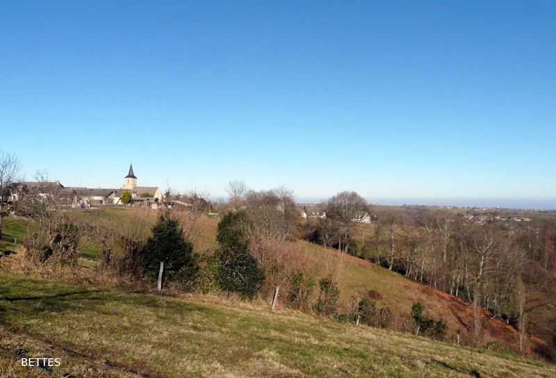 Bourg de Bigorre – Castillon - Château de Mauvezin