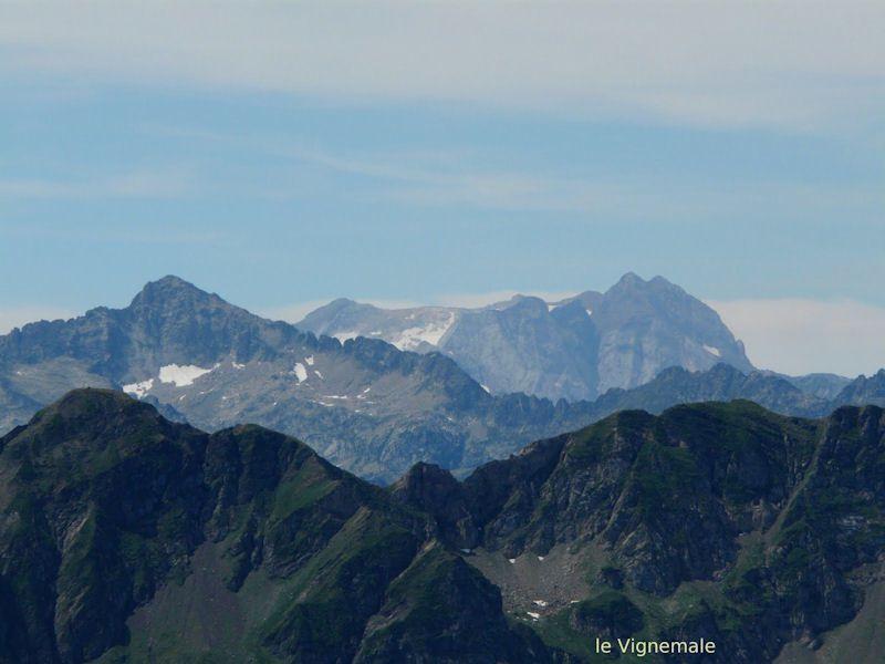 Pic de Montaigu 2339m.