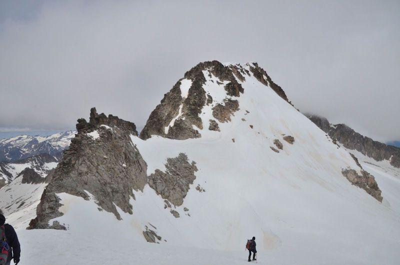 Pic d'Aneto  (3404m.)