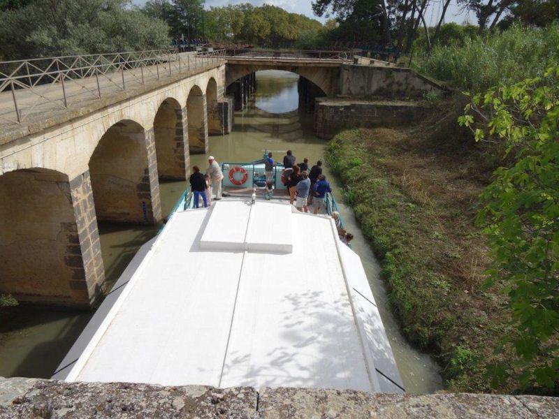 Rando  Vélo  Canal  du  midi