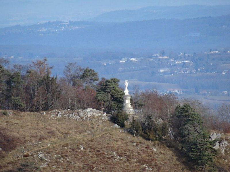 Le Monné de Bagnères 1259m