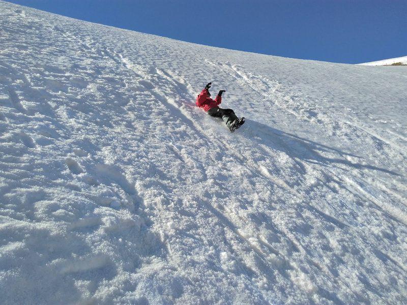 Journée de formation à la Sécurité sur neige