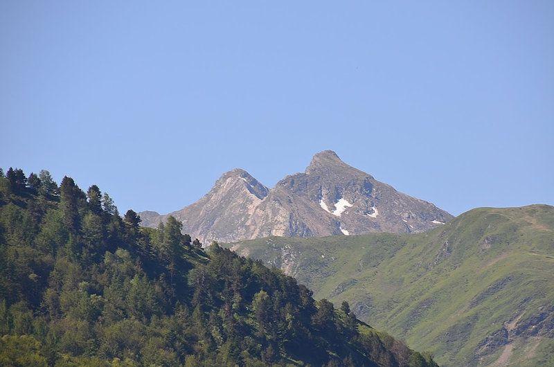 La montagne fleurie