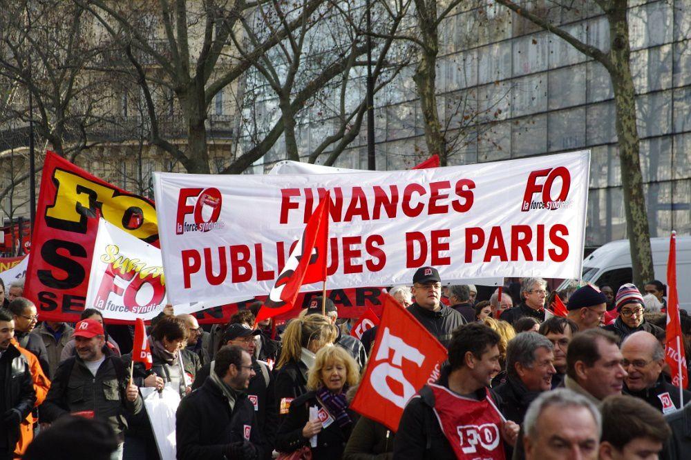 Grève du 26 janvier : photos et communiqué