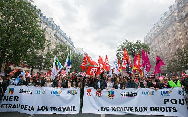 1 million de manifestants à Paris pour le retrait de la loi &quot&#x3B;travail&quot&#x3B; !