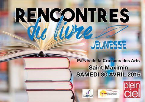 Rencontres du Livre Jeunesse - Saint Maximin
