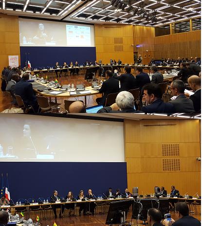 L'AFDESI présente à la Conférence des Ministres africains du Numérique à Paris