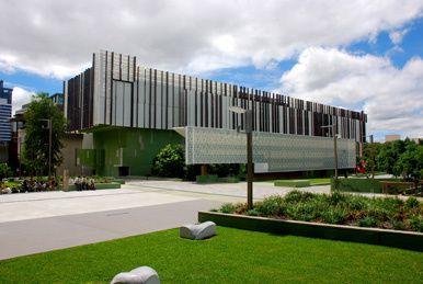 Brisbane's Library