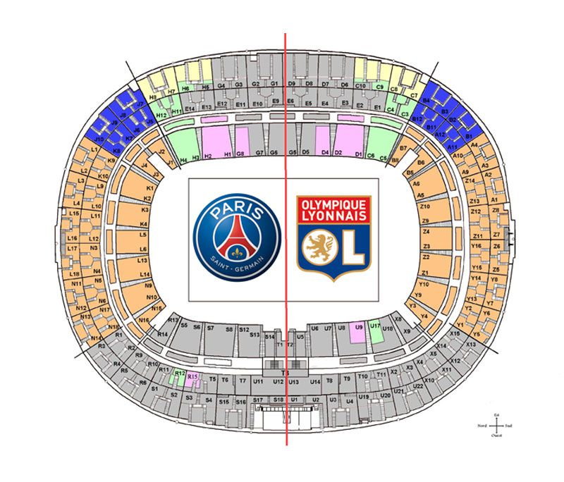 Blog psg au coeur du psg coulisses parc des princes - Billetterie coupe de la ligue 2015 ...