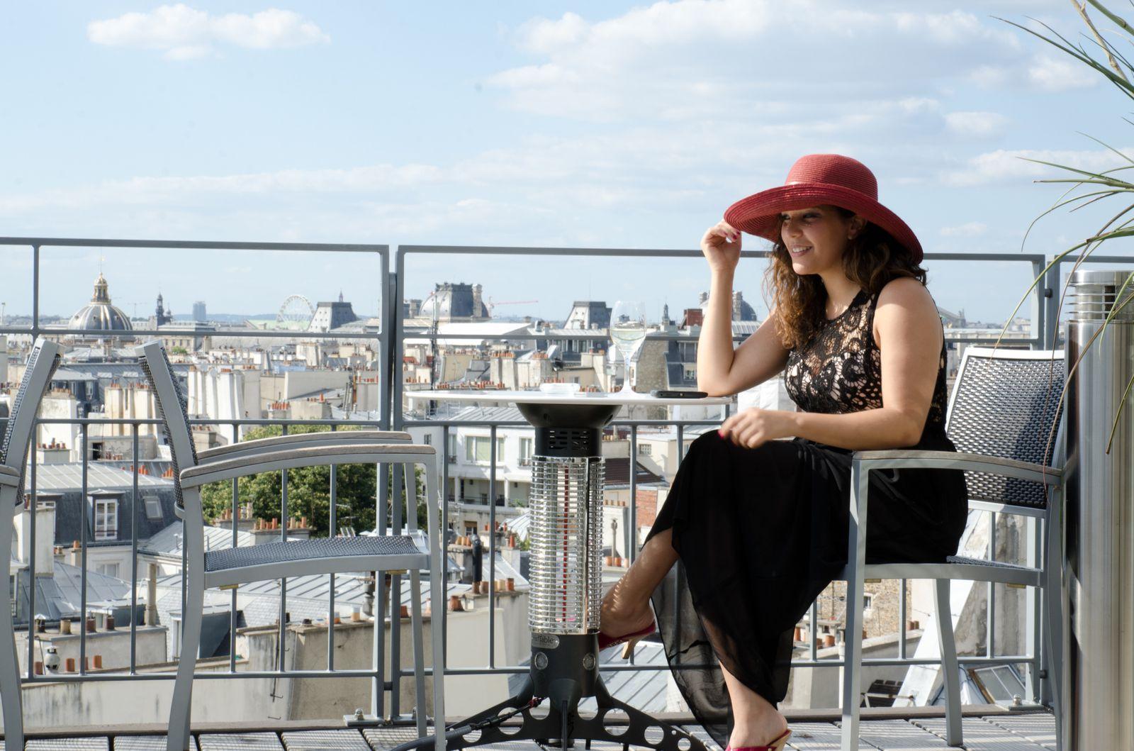 CONFIDENCES PARISIENNES SOUS HAUTE SURVEILLANCE