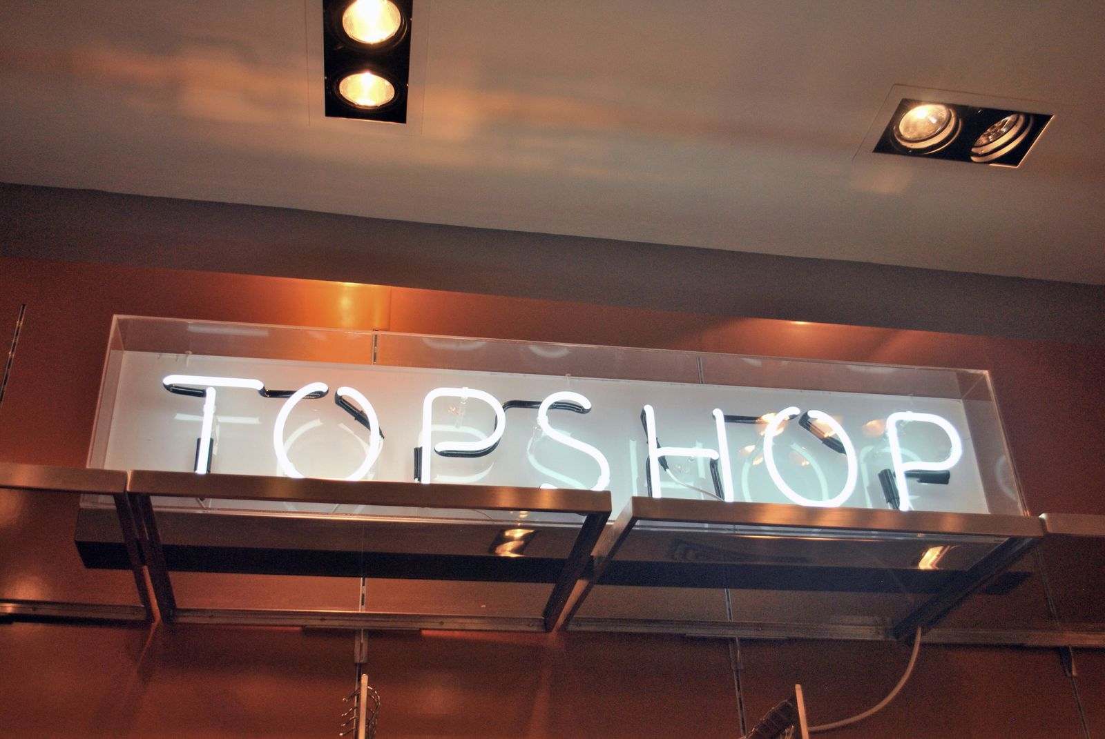 TOPSHOP A PARIS