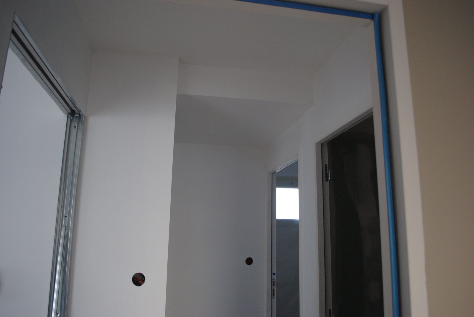 Apr s s chage monprojet for Plafond mat ou satin