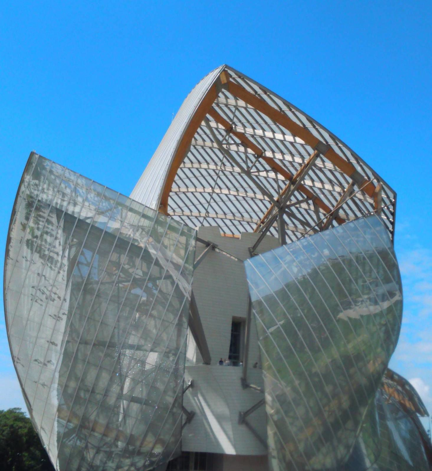 La Fondation Louis Vuitton en images