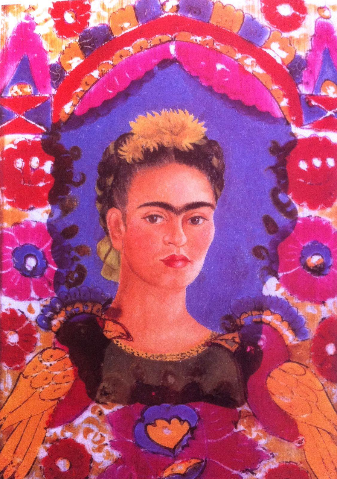 Sc N° 210....la fleur de Frida ...
