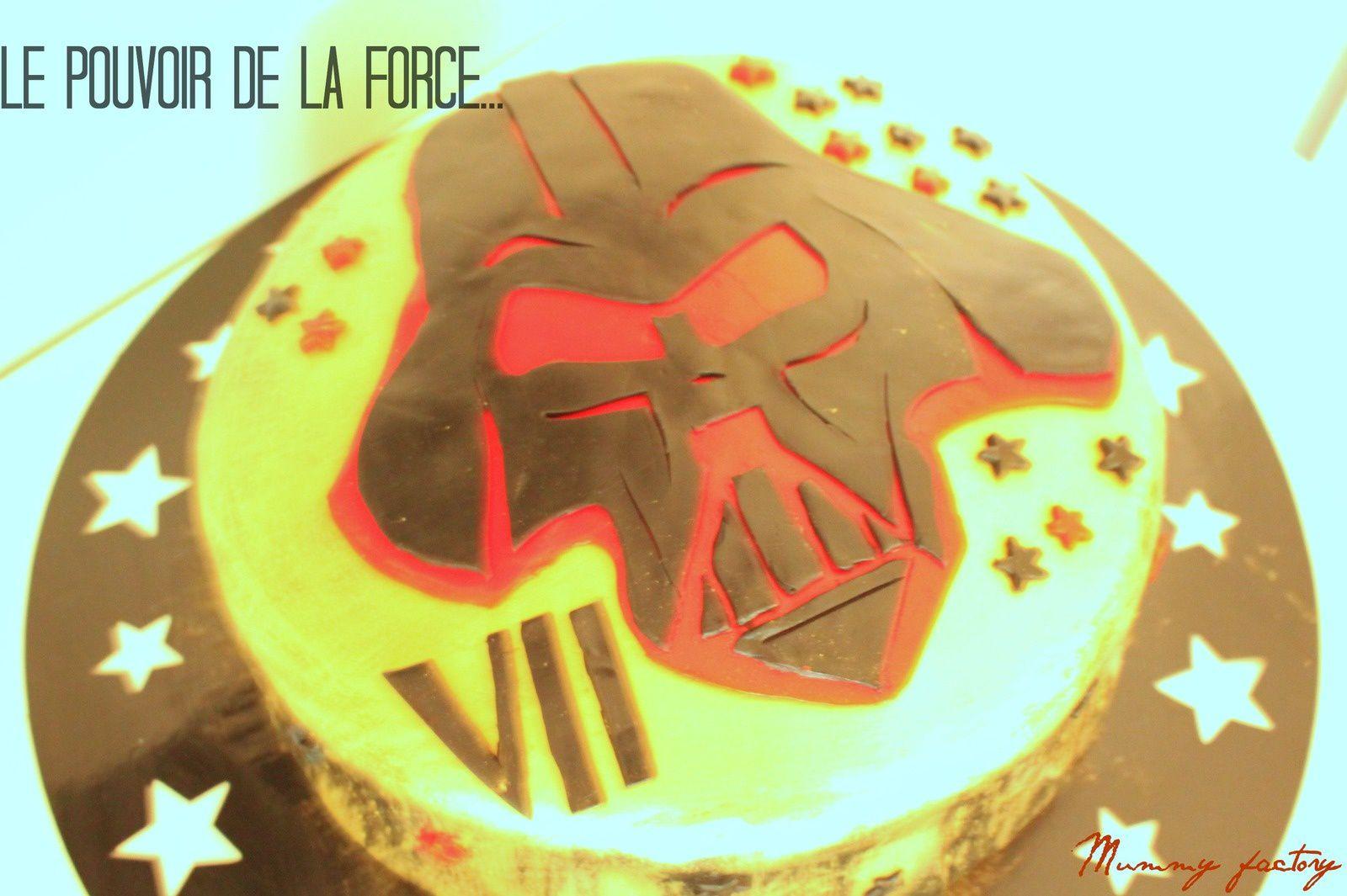 &quot&#x3B;Je suis ton père...&quot&#x3B;ou ton gâteau d'anniversaire...