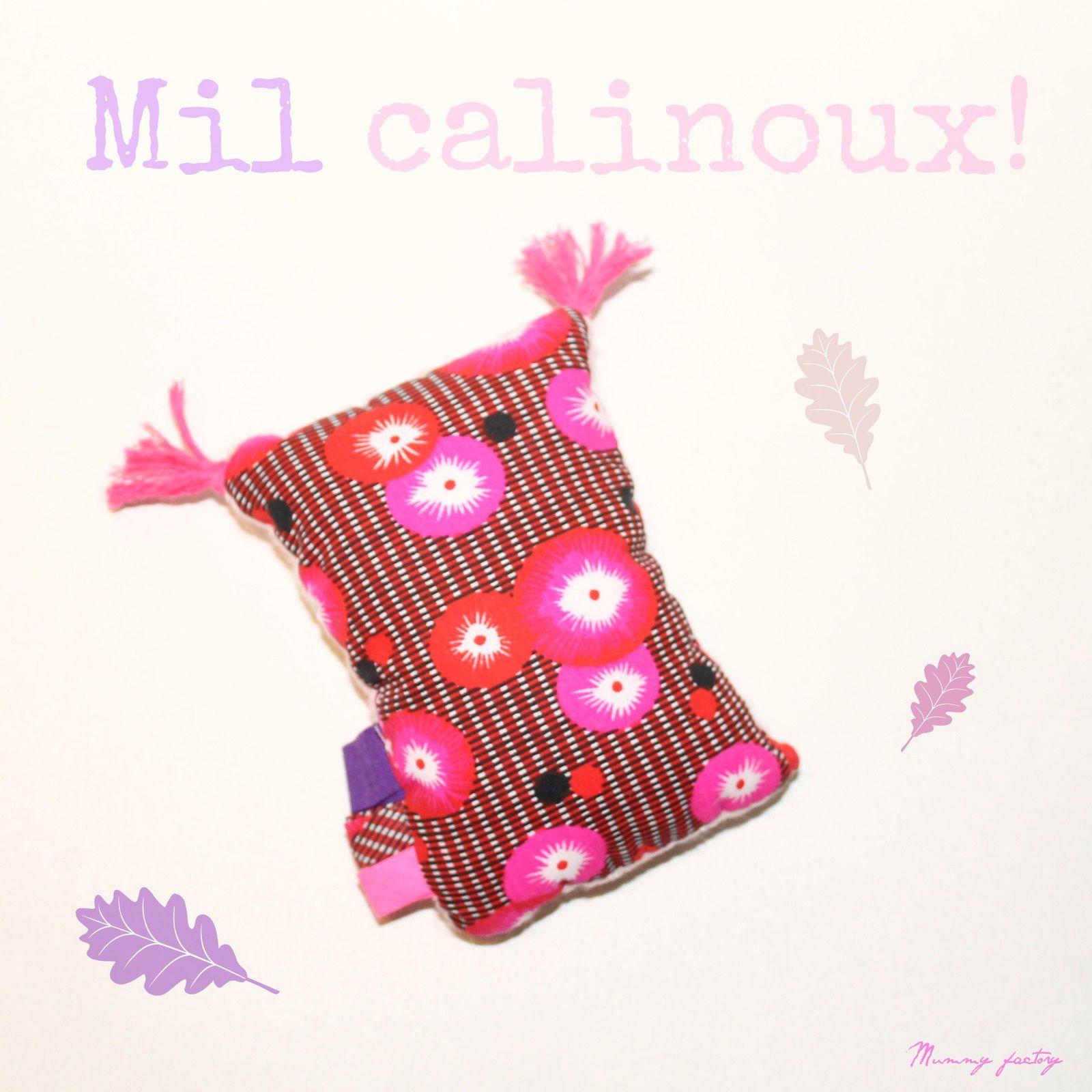 Fée moi un doudou...Mlle Hibou &amp&#x3B; mil bisous doux