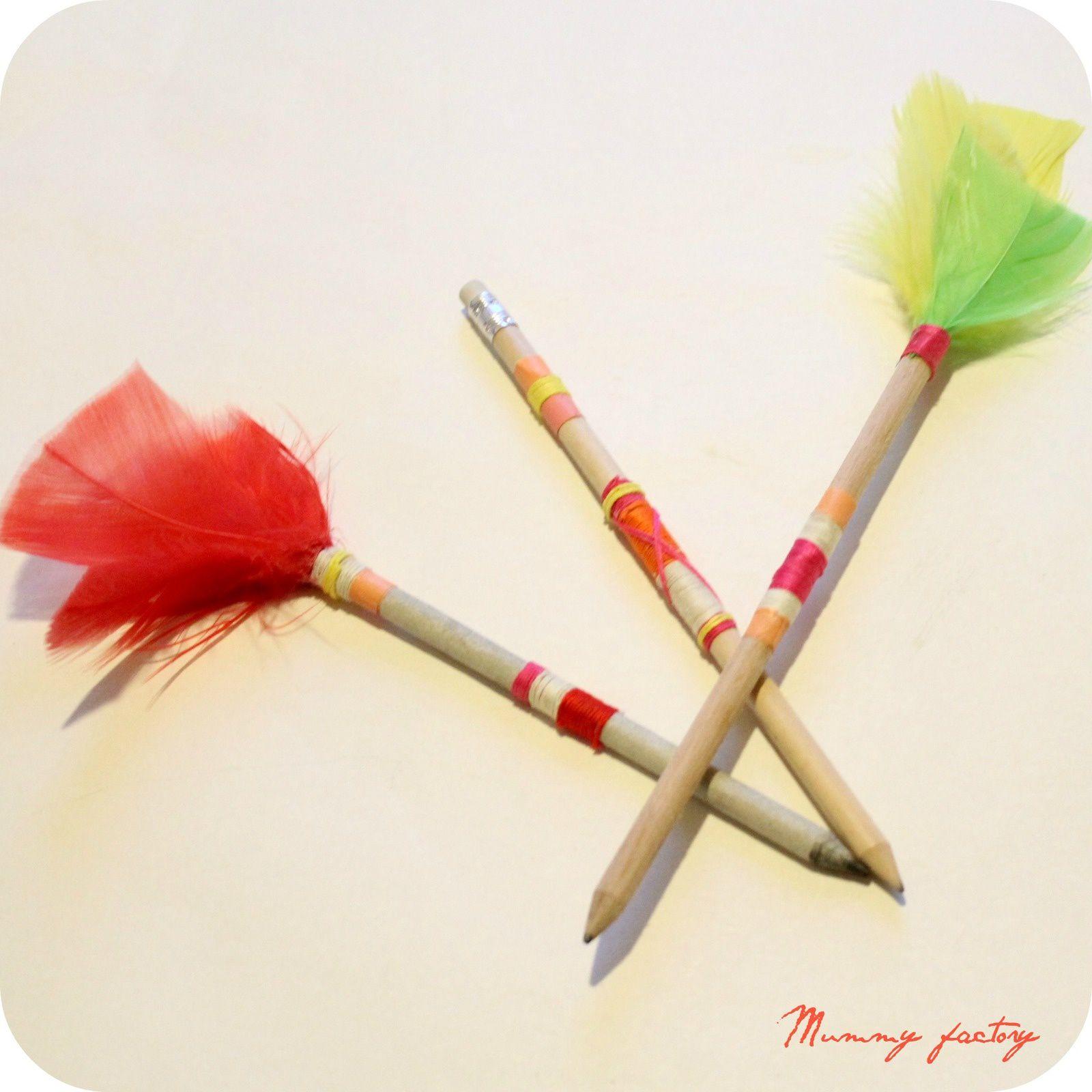 Sc &amp&#x3B; More # 257  mes crayons affûtés
