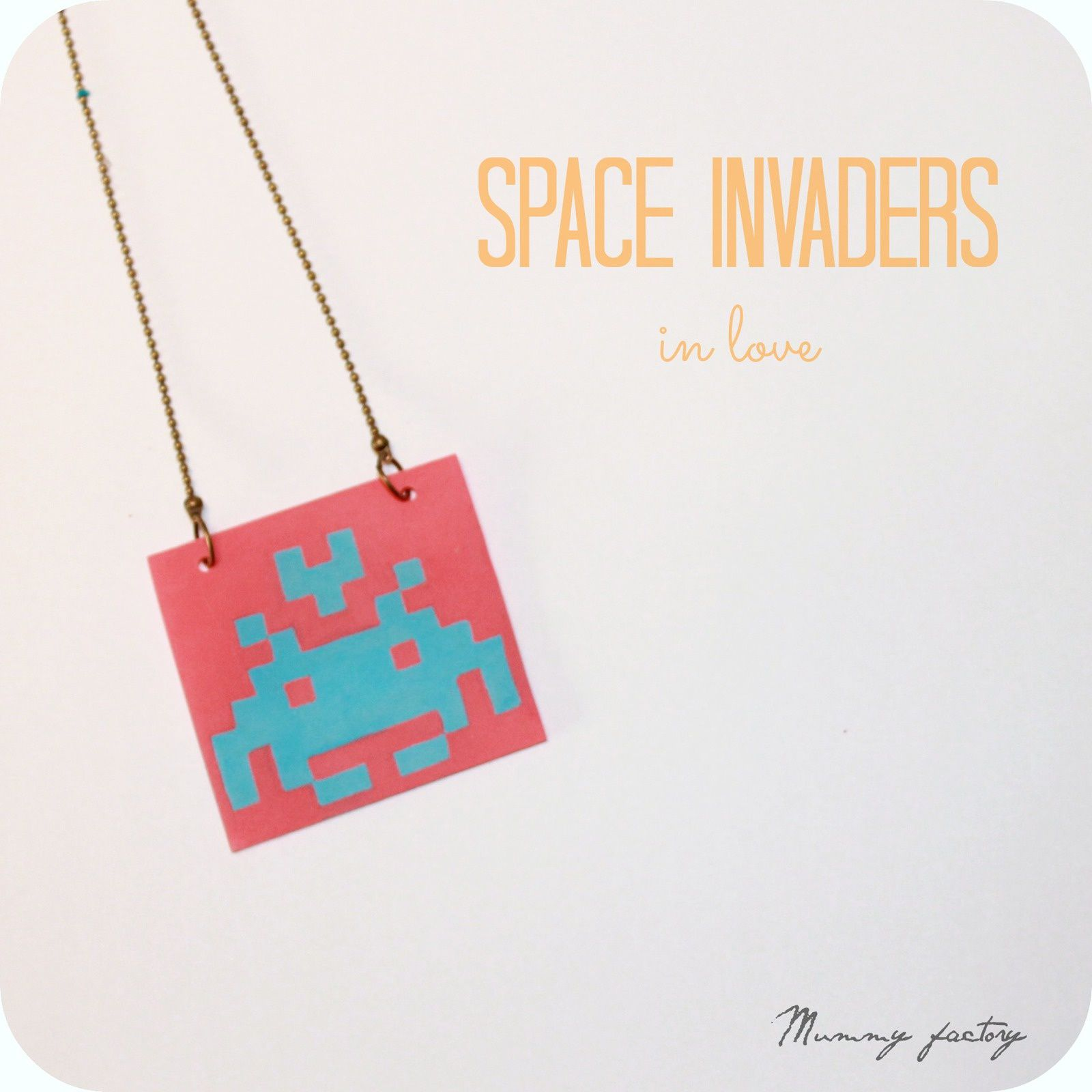 Sc &amp&#x3B; More #271 A space invaders story