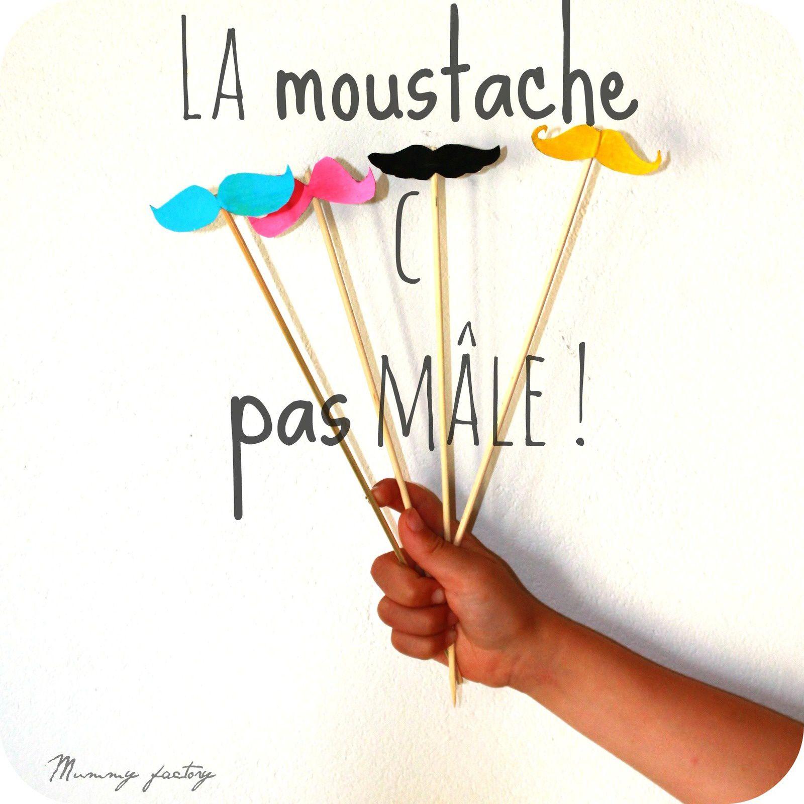 Sc &amp&#x3B; more #281 La moustache c'est mâle?