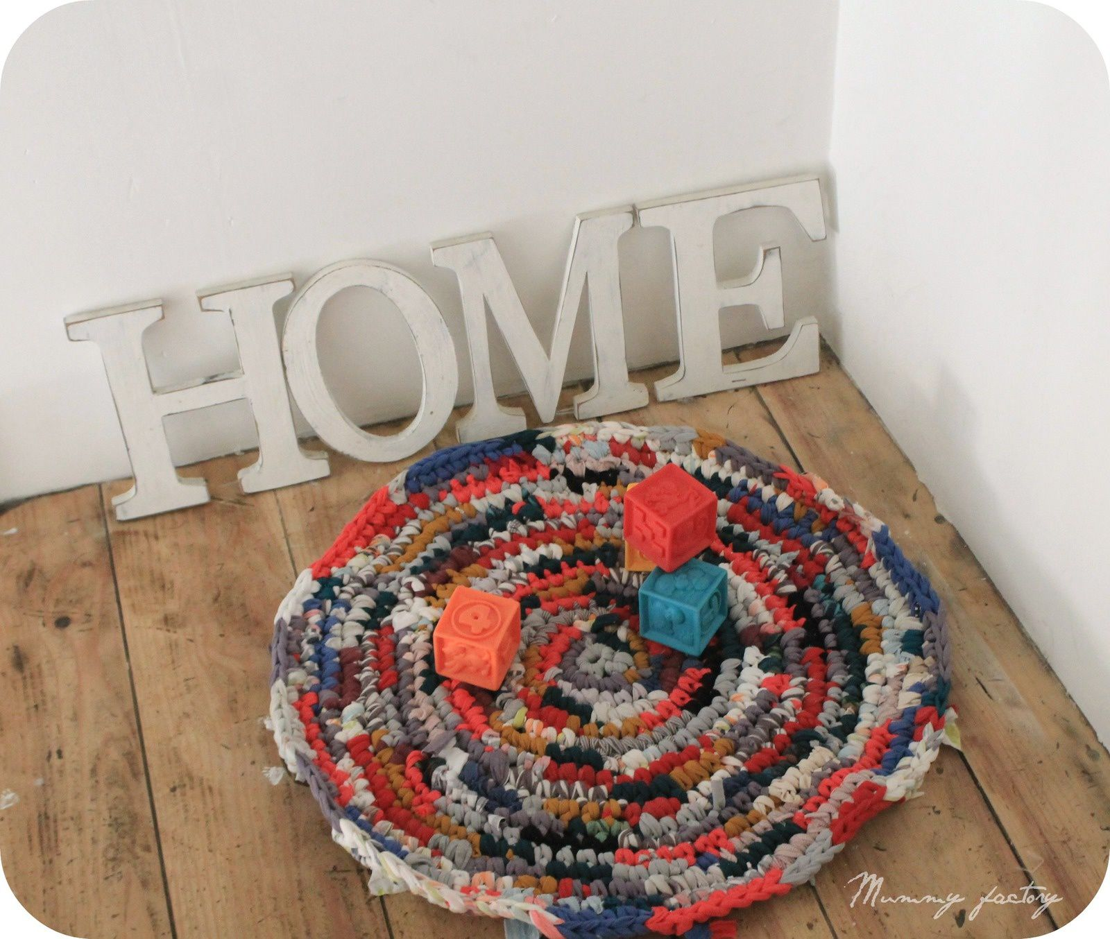 # 5 Upcycled Carpet ...