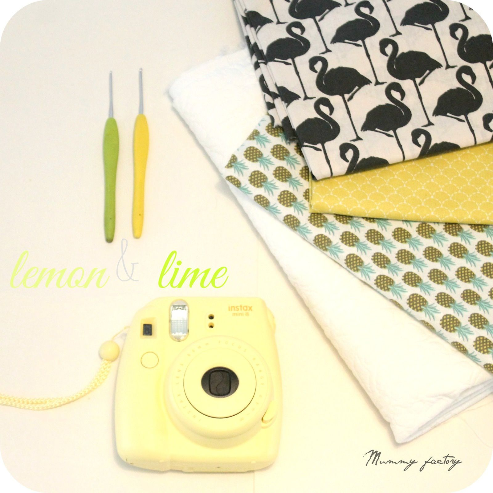 # Week End Lemon &amp&#x3B; Lime