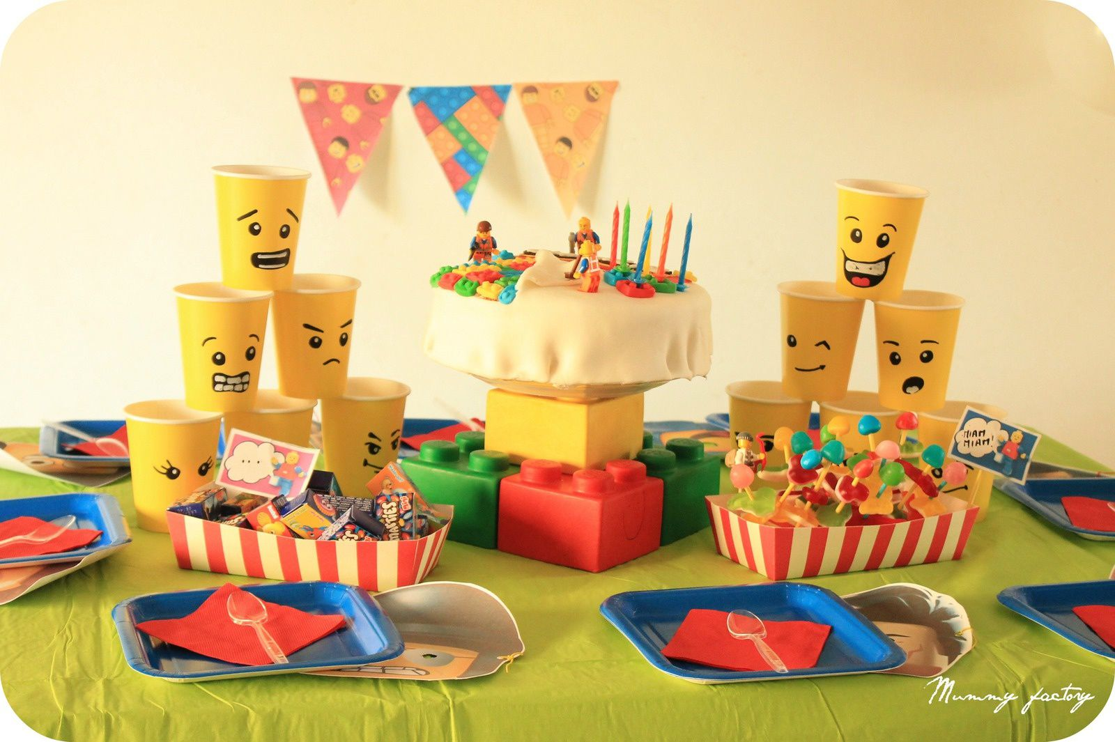 # Sa Lego party...DiY