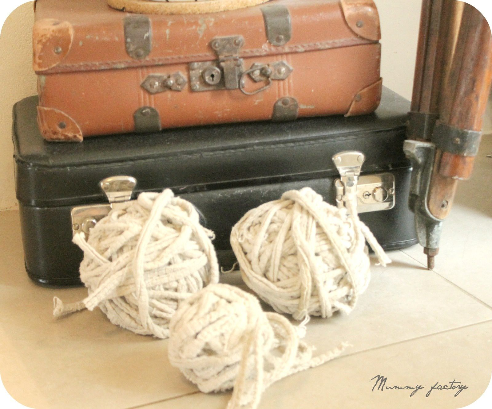 #12 Upcycled Carpet &amp&#x3B; Cie... ou le Cache-pot