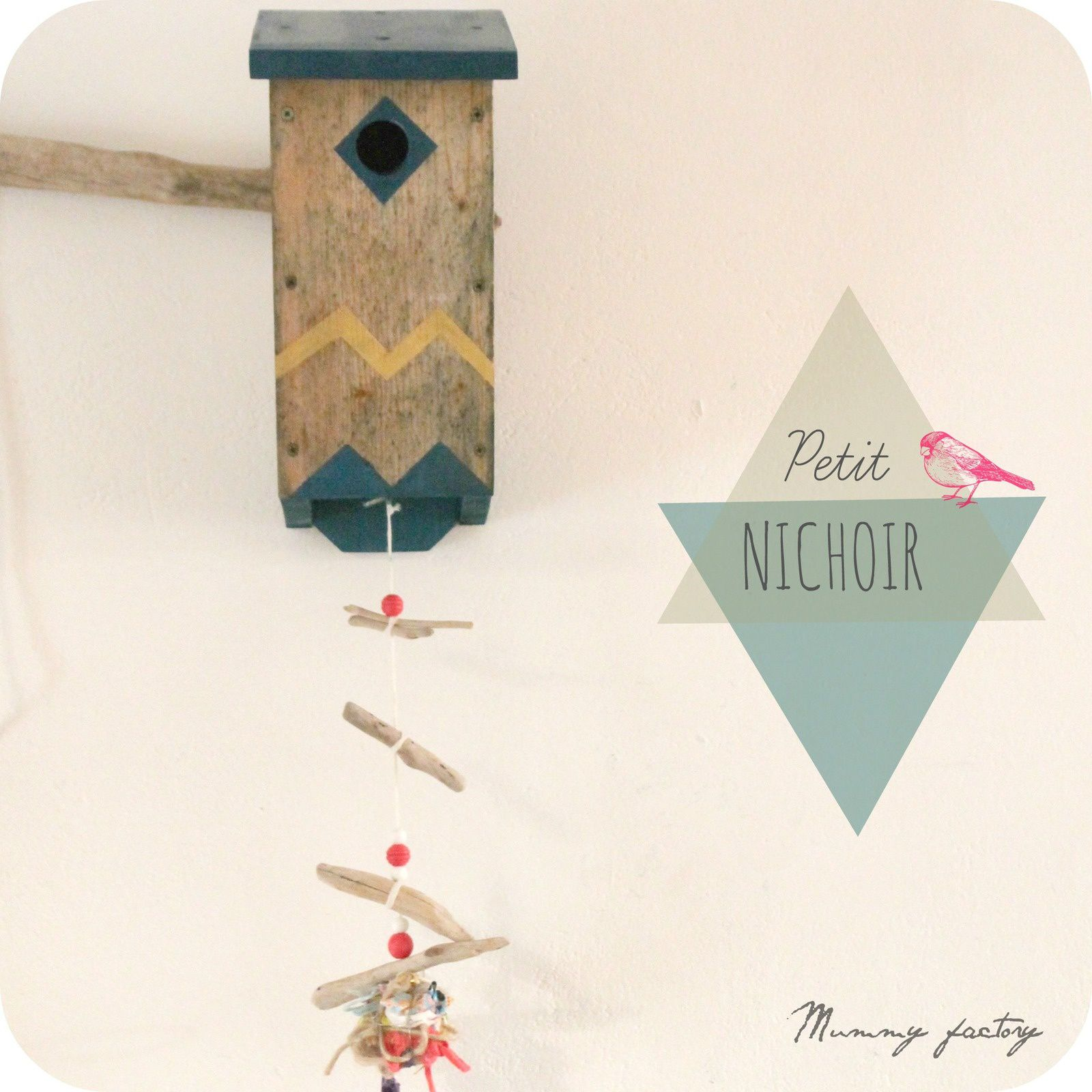 # Petit nichoir