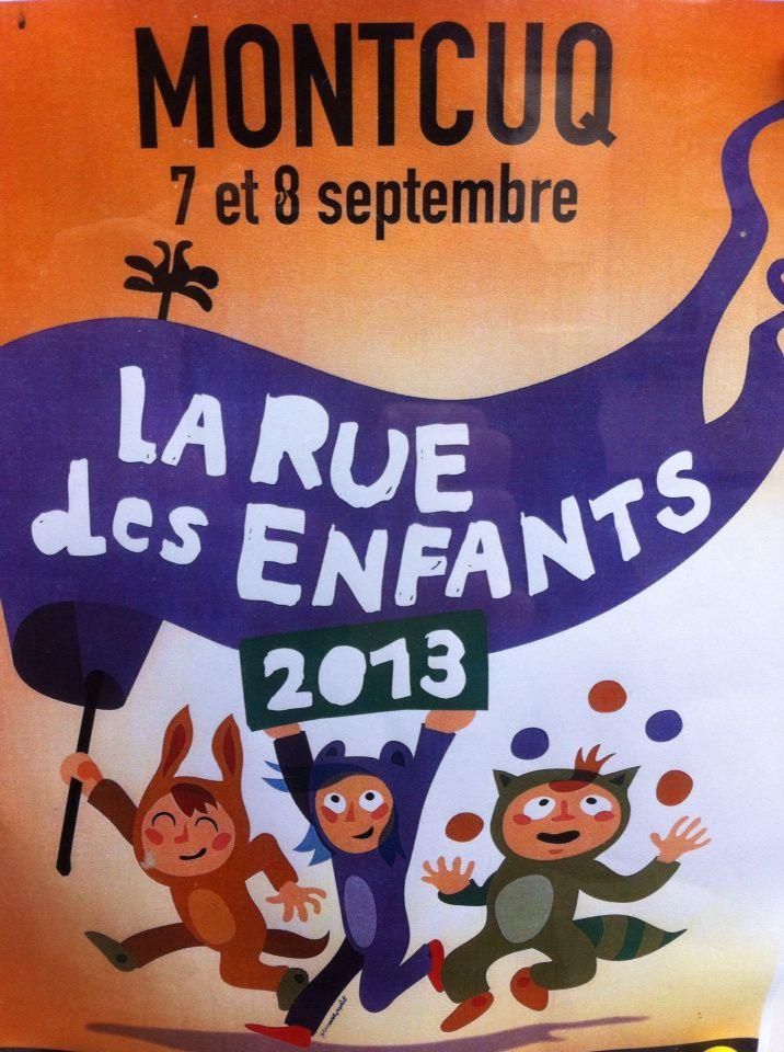 La rue des enfants Édition 2013