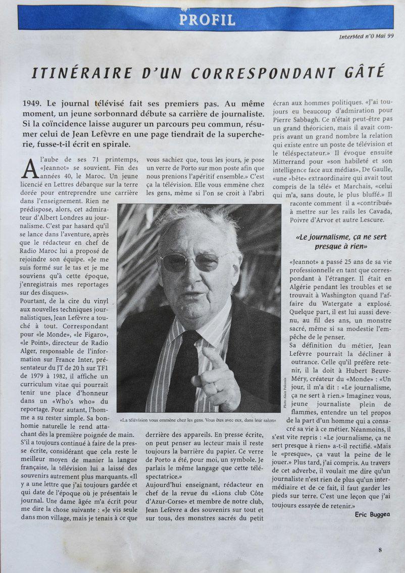 Intermed n°0 Mai 1999