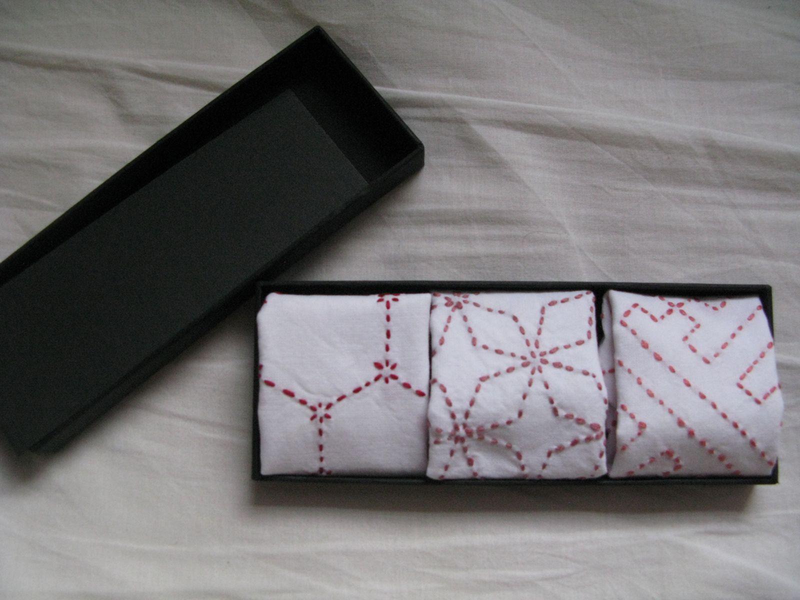 Sashiko - petit cadeau sur mesure