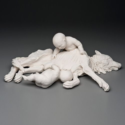 Kate MacDowell, Romulus and Remus