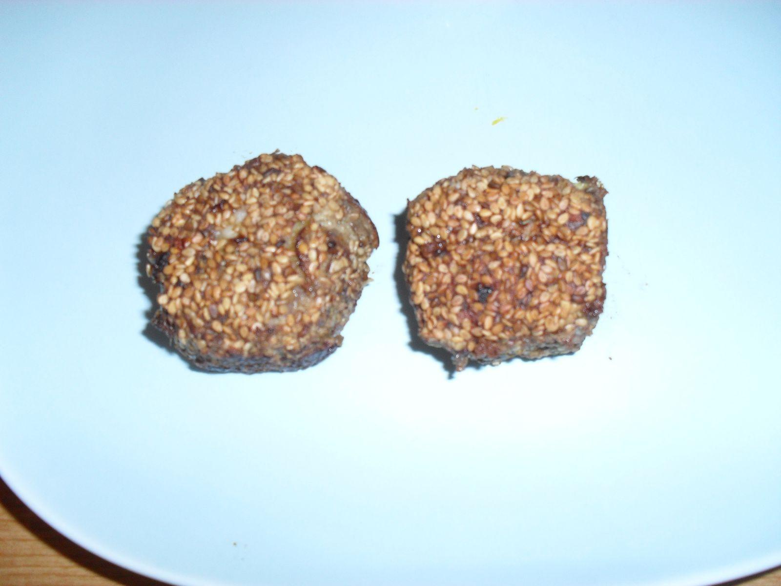 Boulettes de bœuf au comté, recette simple et rapide à réaliser