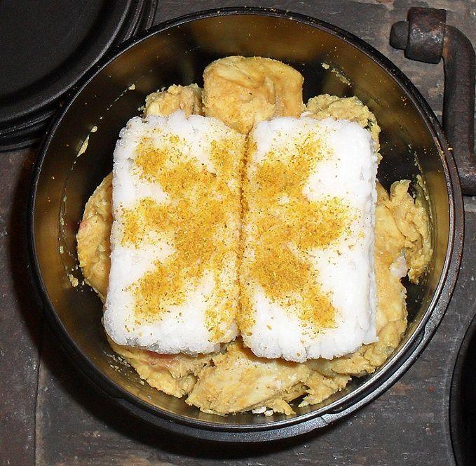 Bento #20 : poulet au cacahuète (2)