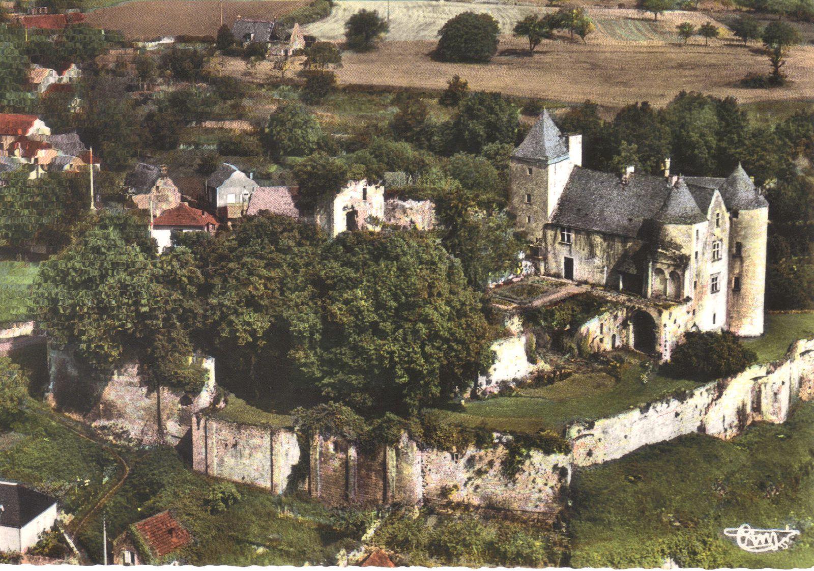 Le Château 1965