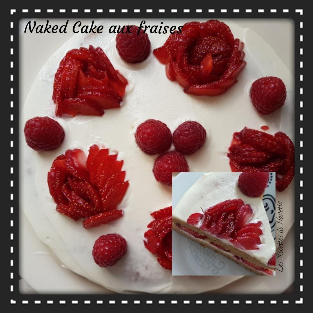 gâteaux nature simple