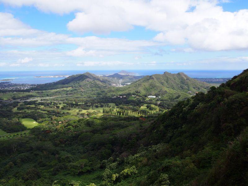 Paysages de Hawaï