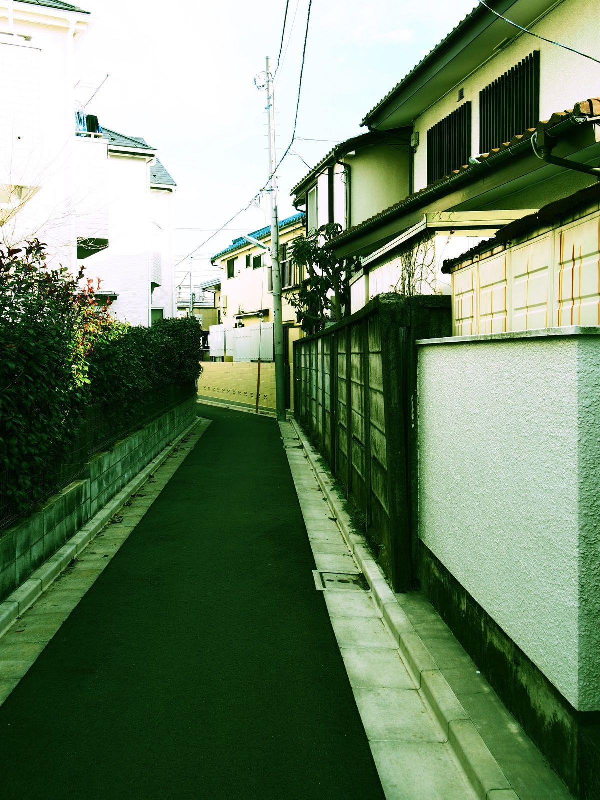 Petites rues de Suginami