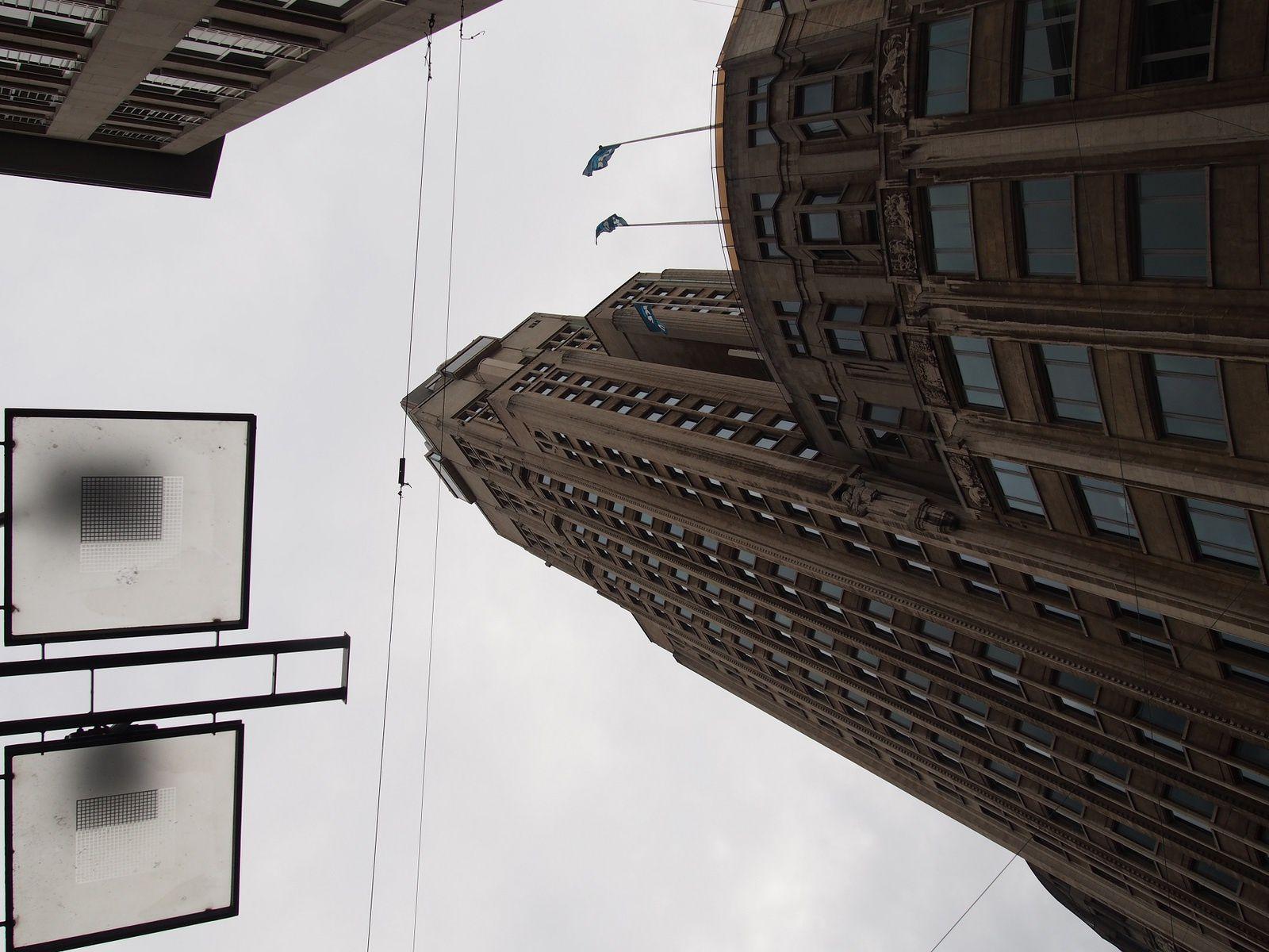 J'ai voulu voir Anvers