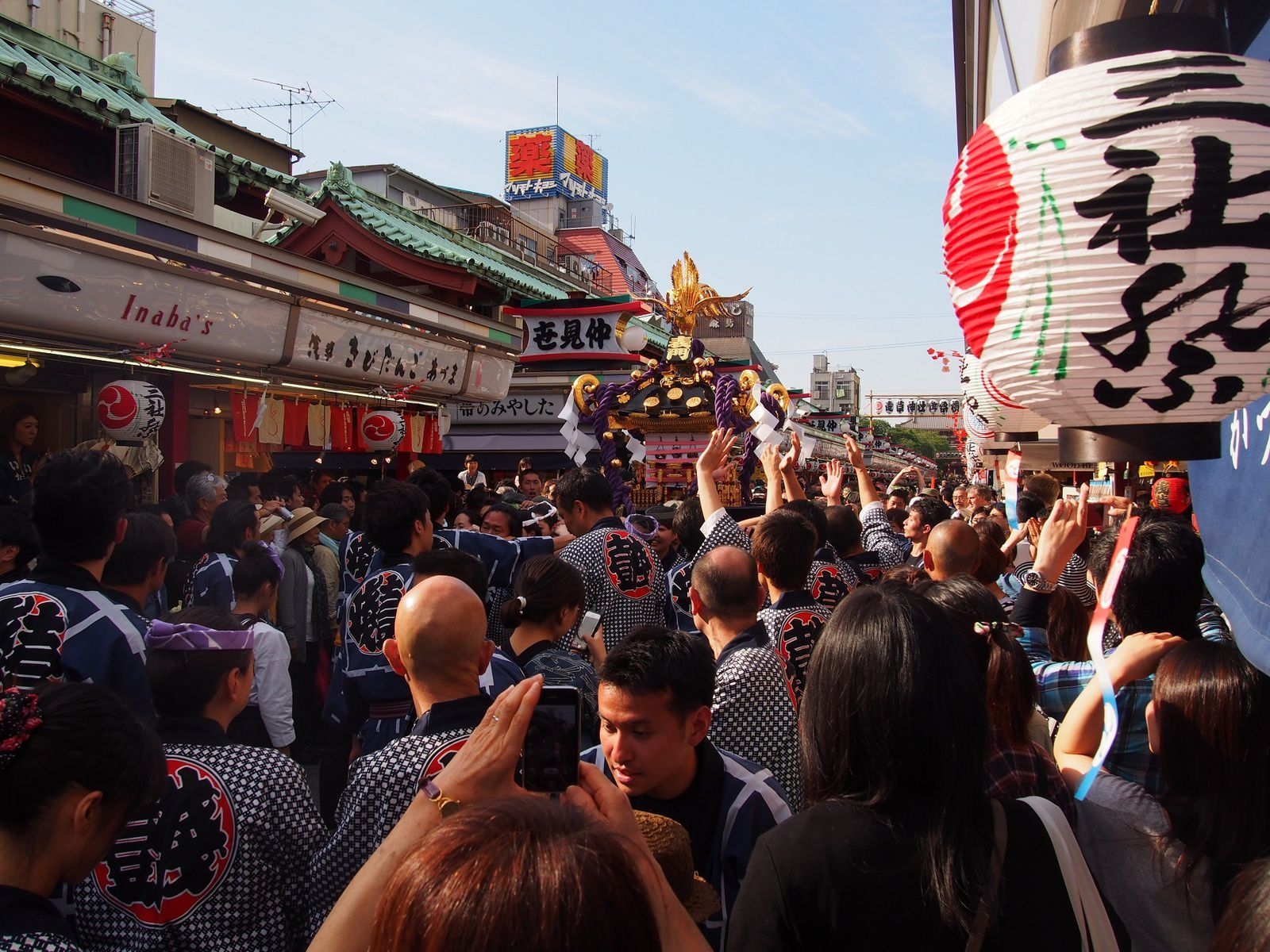 TOKYO ASAKUSA SANJA MATSURI 2014